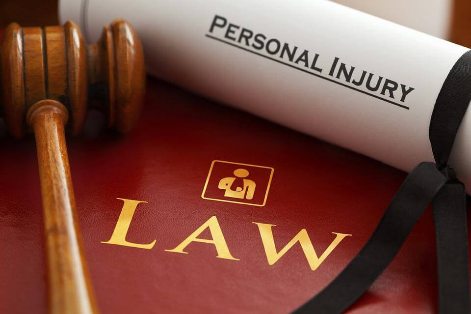 persona injury law